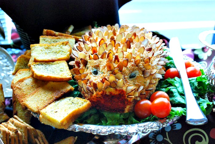Porcupine Cheeseball