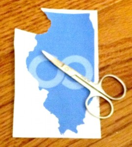 Cut out State for State Art