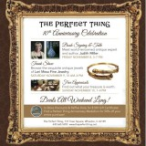 The Perfect Thing's 10th Anniversary Celebration
