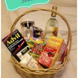 Gift Basket for Mom to Be