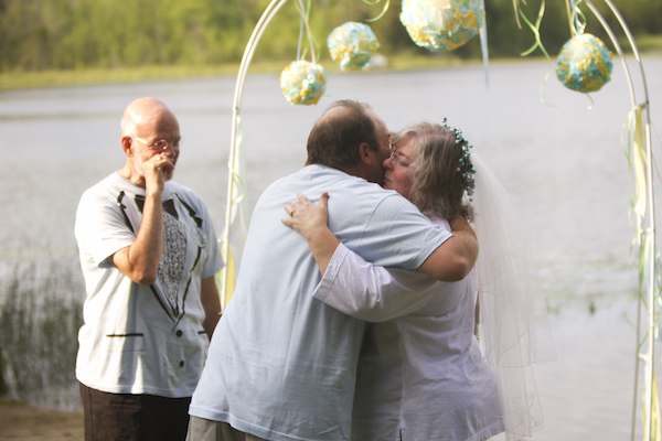 40th Anniversary Vow Renewal