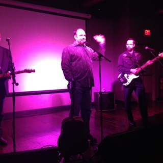 John Carter Cash gives private performance for C&W Industrial Conference Attendees